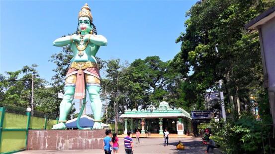 Anjaneya Statue