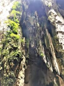 Batu caves area