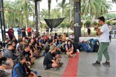 gathering at Tadom HIll Resorts