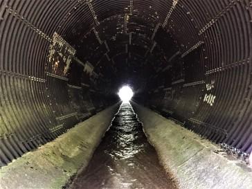 Huge Tunnel way